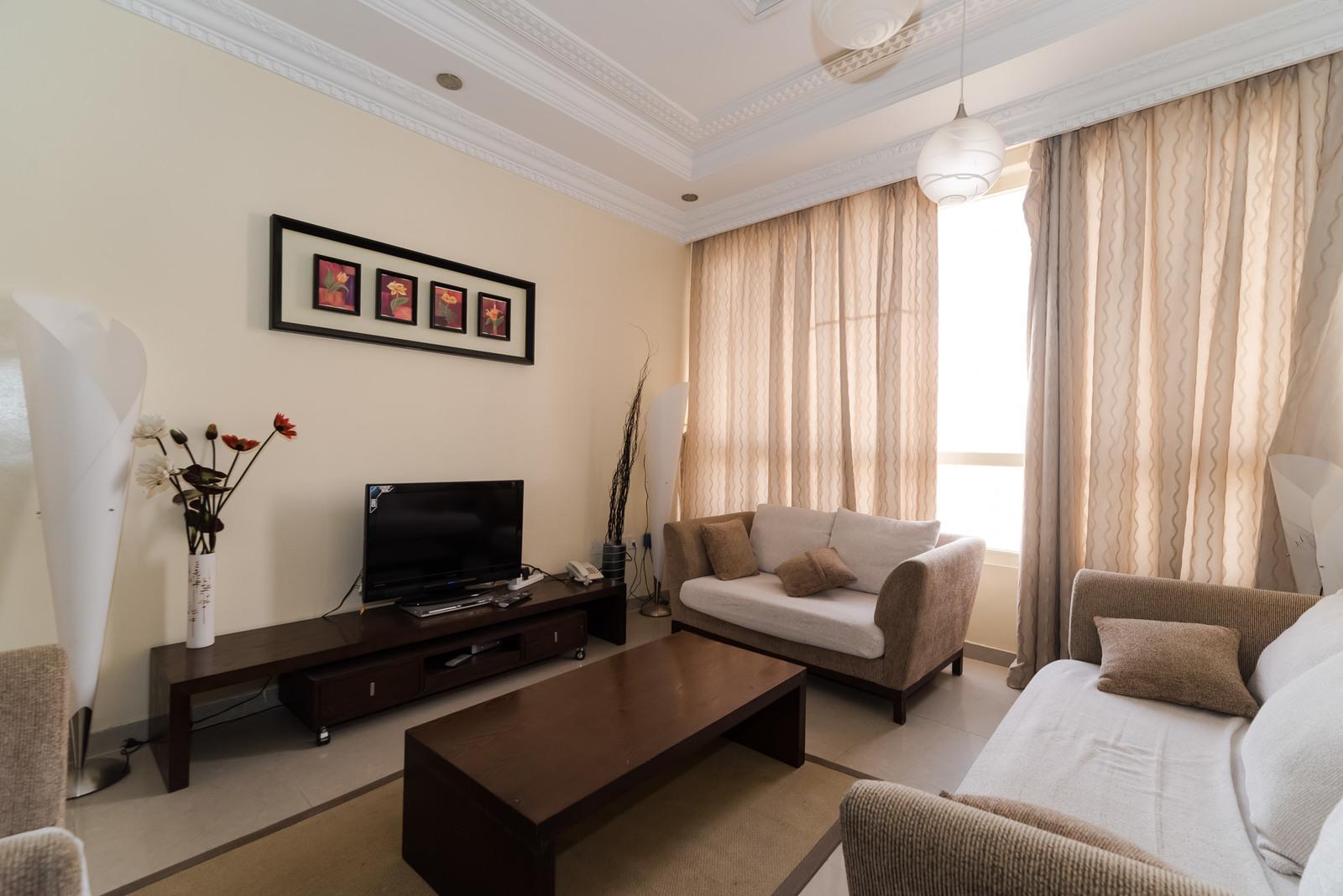 Abu Khalifa – furnished two bedroom apartments w/pool