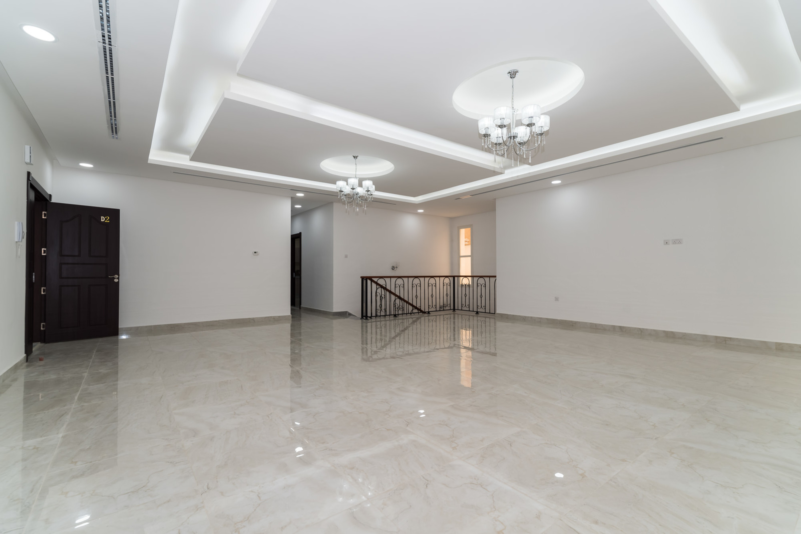 Jabriya  – spacious, new duplex apartments w/yard