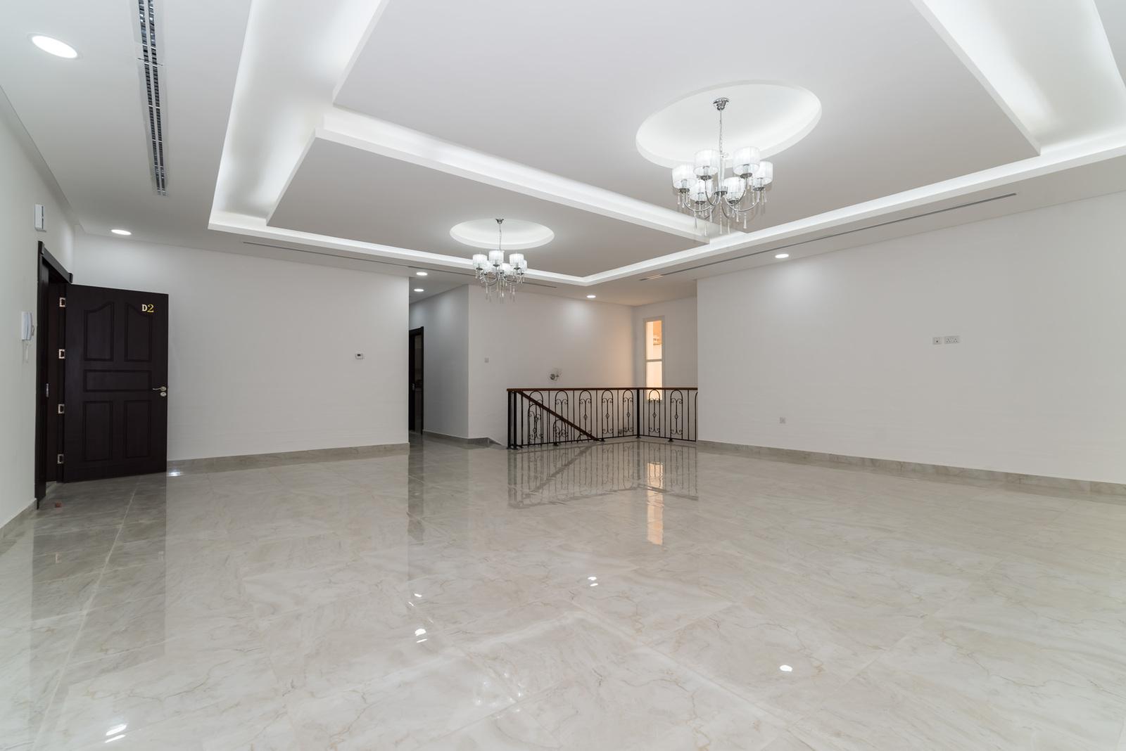 Jabriya  – spacious, new duplex apartments w/yard