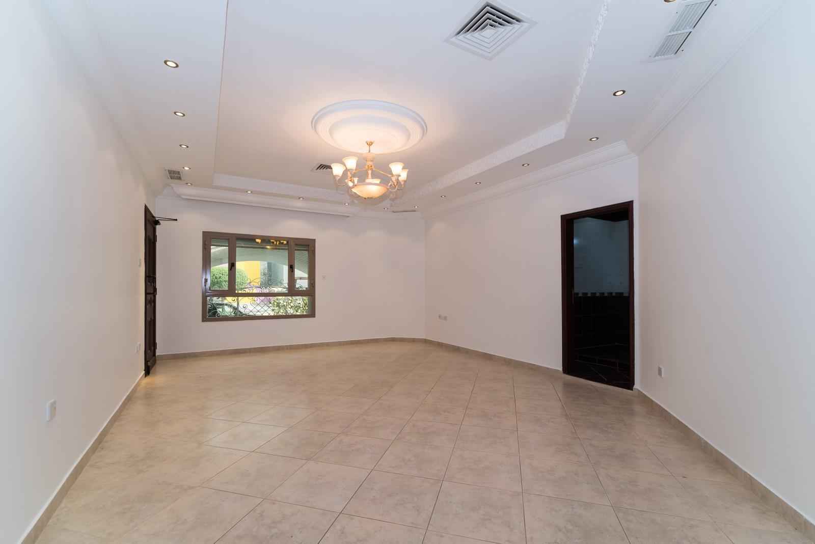 Salwa – older, rennovated, five bedroom ground floor w/yard