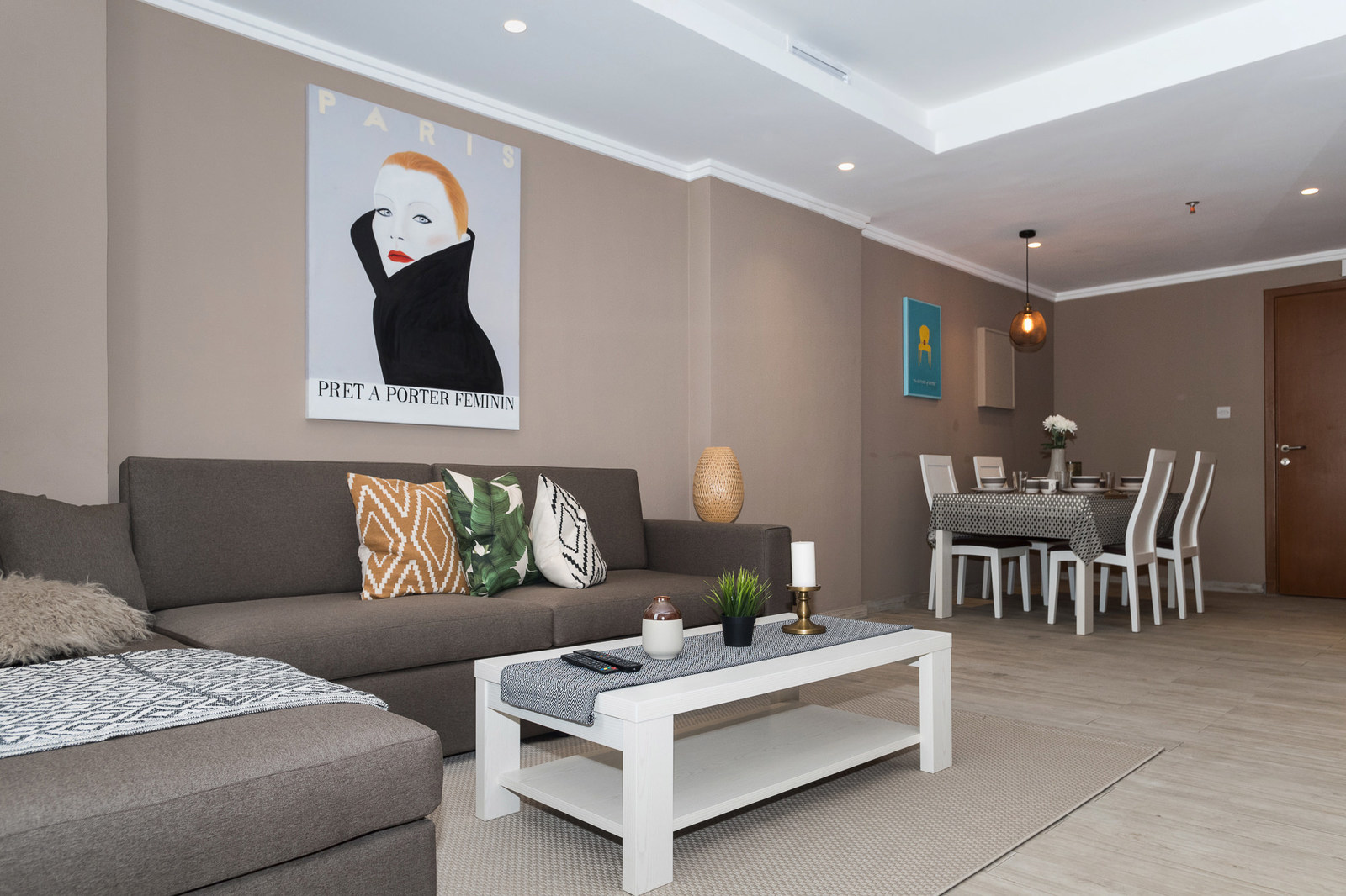 Bneid Al Gar – great, furnished, three bedroom apartments w/facilities