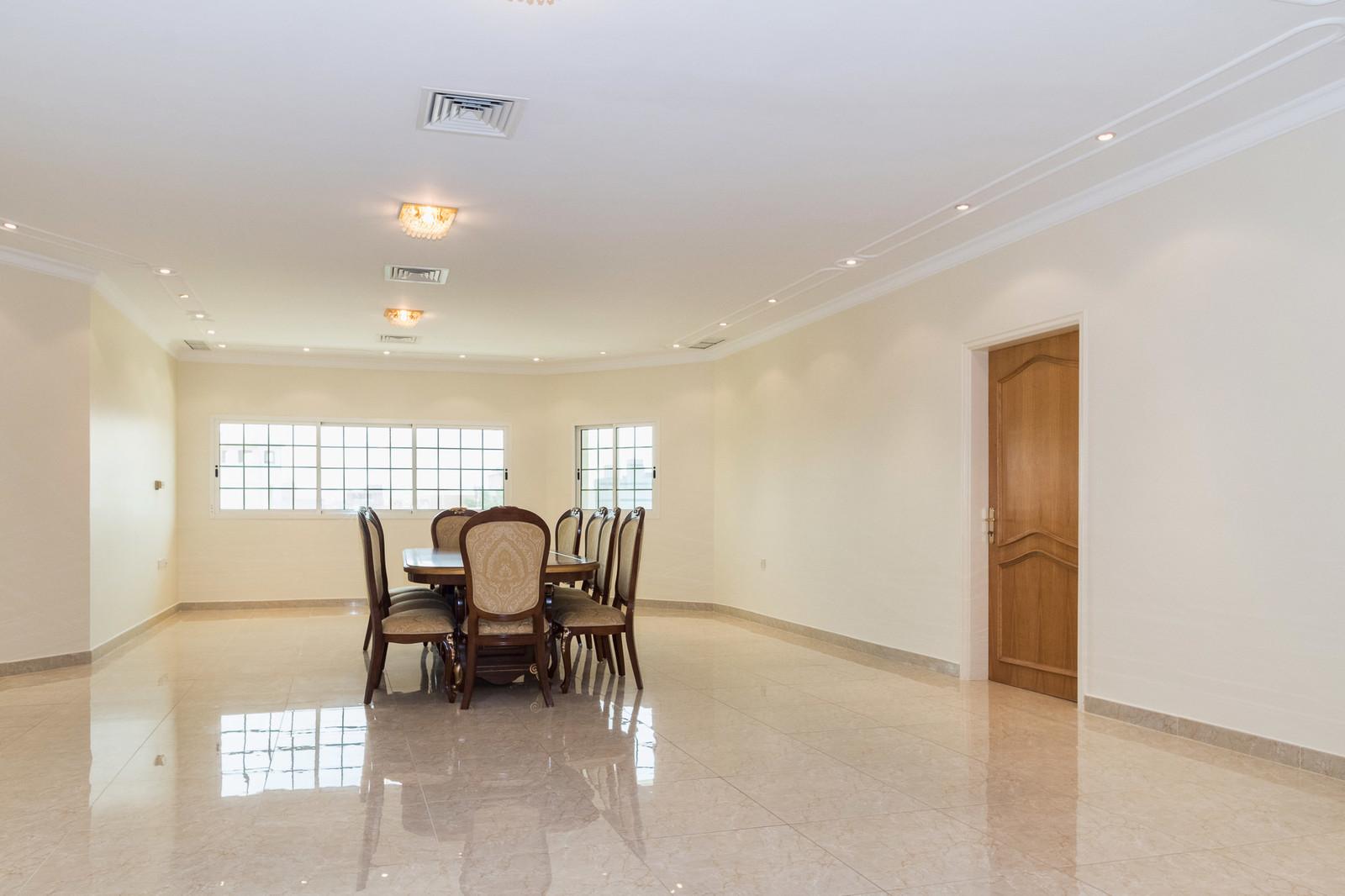 Dasma – spacious, unfurnished, five bedroom floor