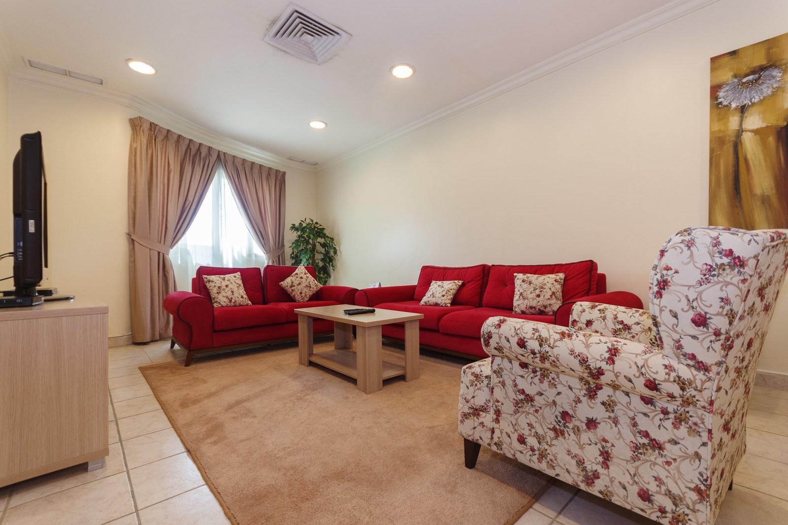 Salmiya – furnished, two bedroom apartments