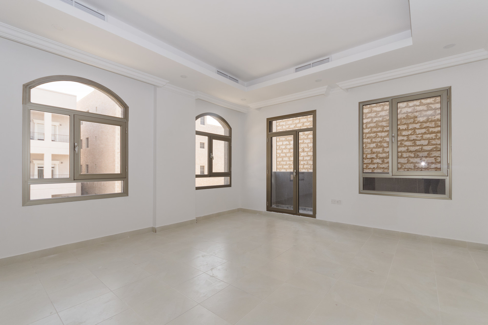 Salwa – new, unfurnished three bedroom apartment w/balcony
