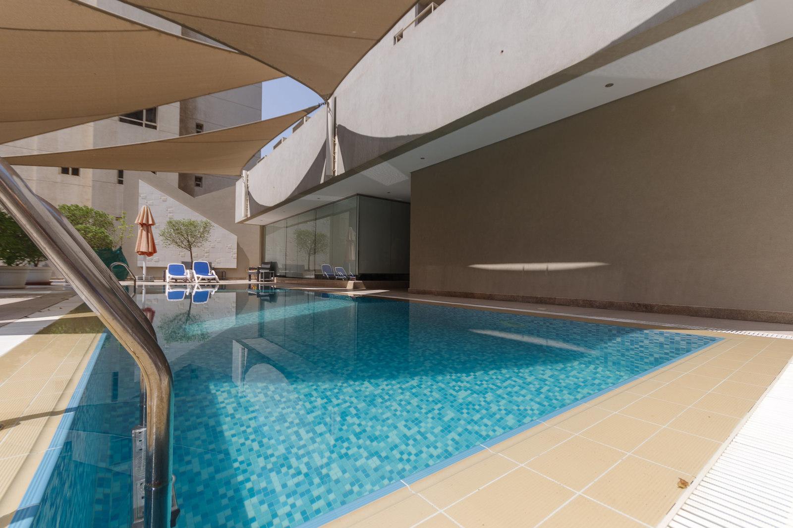 Maidan Hawally – unfurnished, three bedroom apartments w/city views