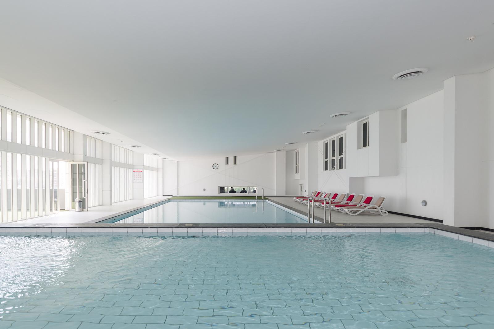 Sabah Al Salem – modern, unfurnished, three bedroom penthouse w/private terrace