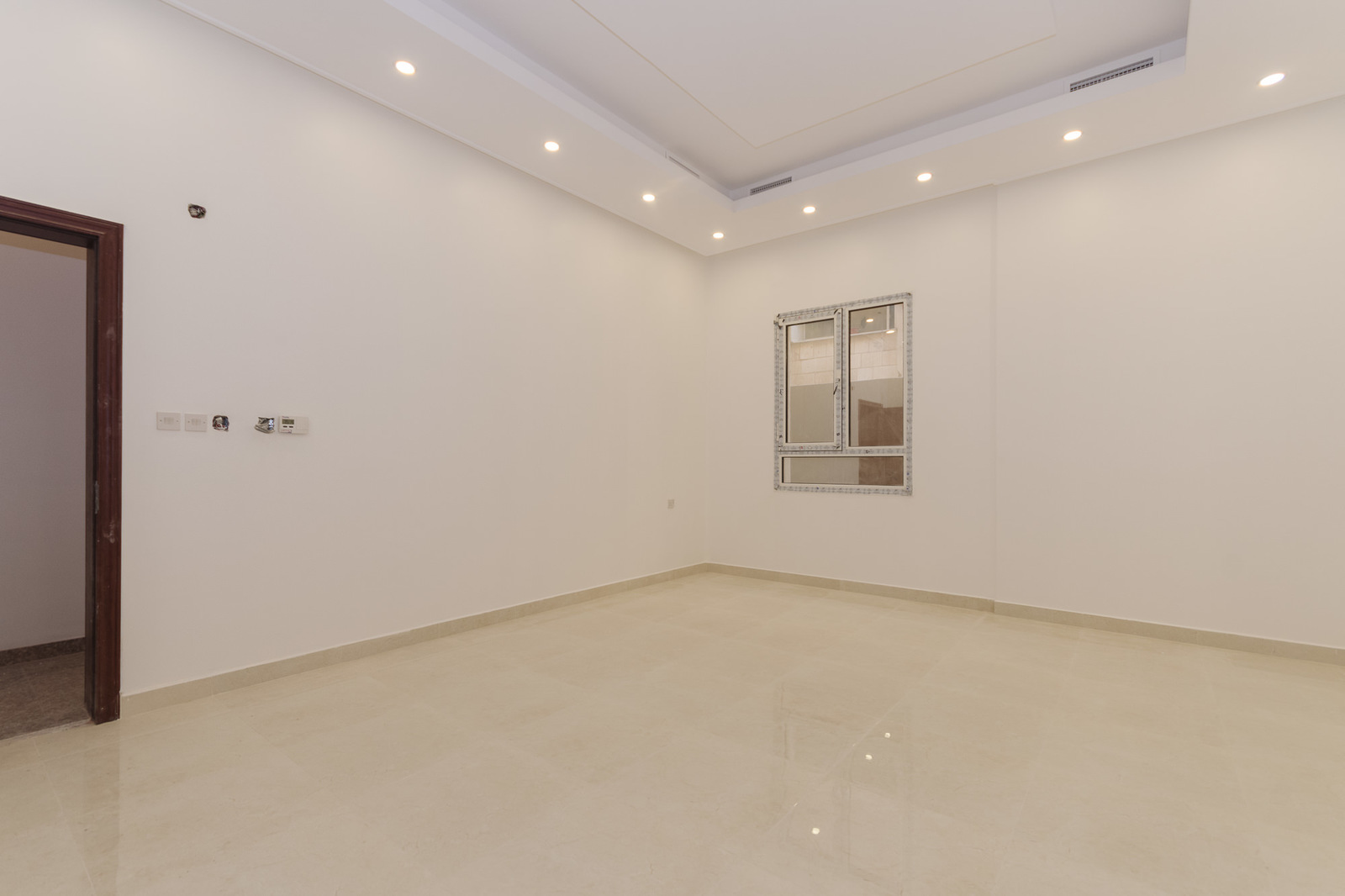 Salwa – new, unfurnished, two bedroom apartment