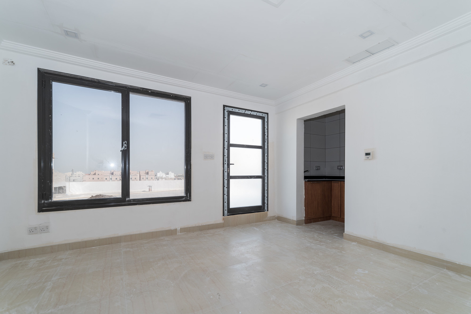 Abu Fatira – new, unfurnished, studio apartments