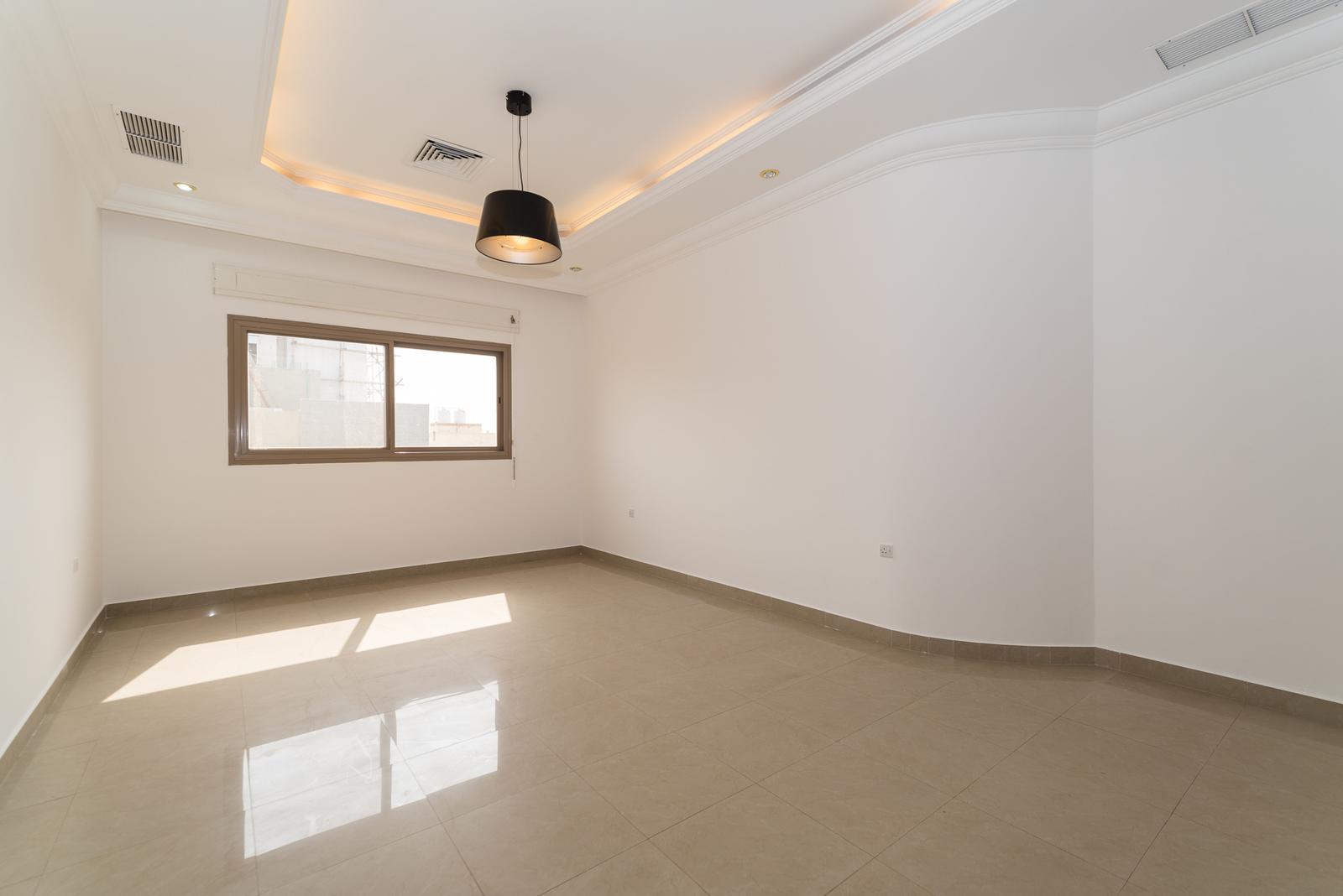 Salwa – spacious, unfurnished, three bedroom apartment