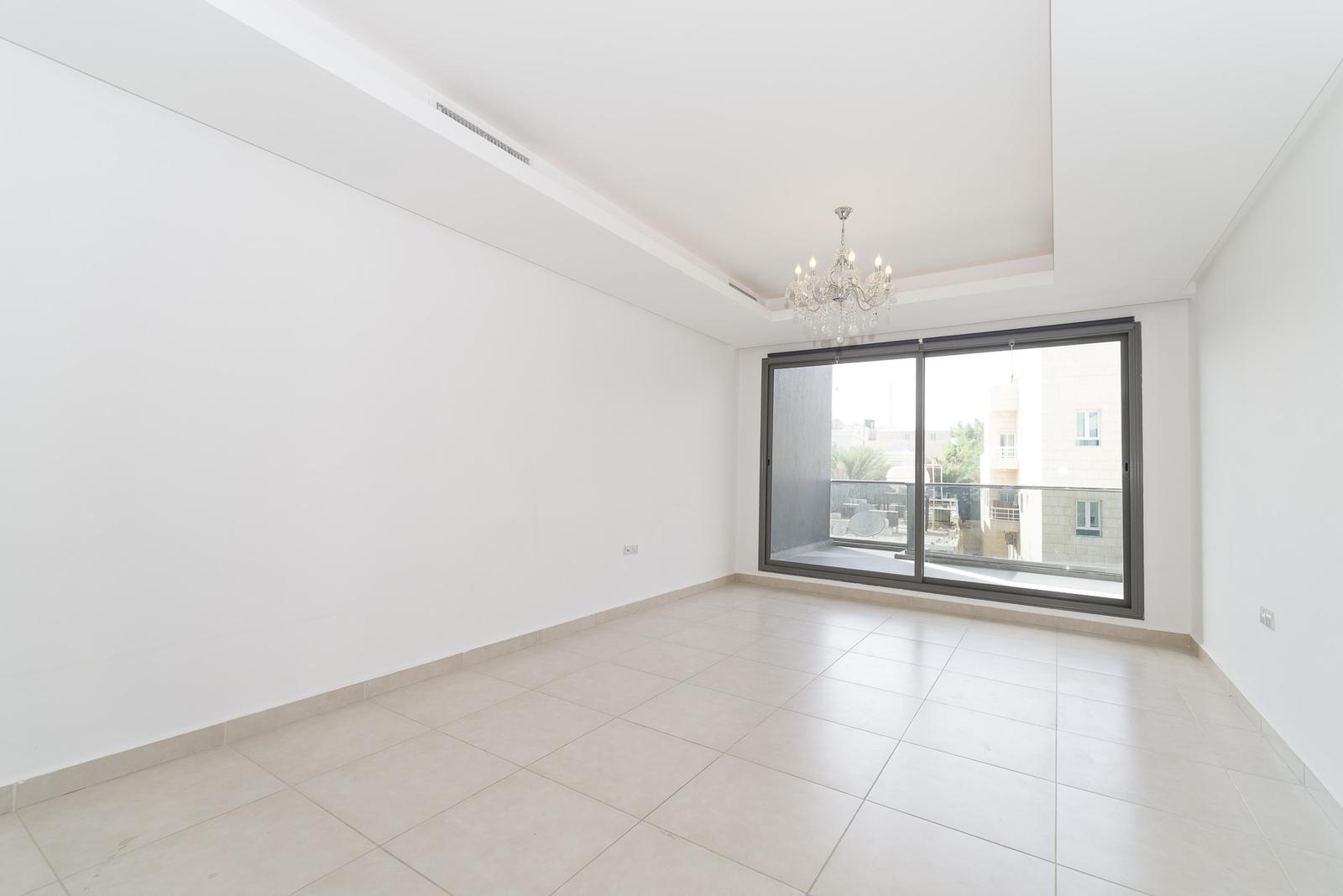 Salwa – unfurnished, three bedroom apartment w/balcony