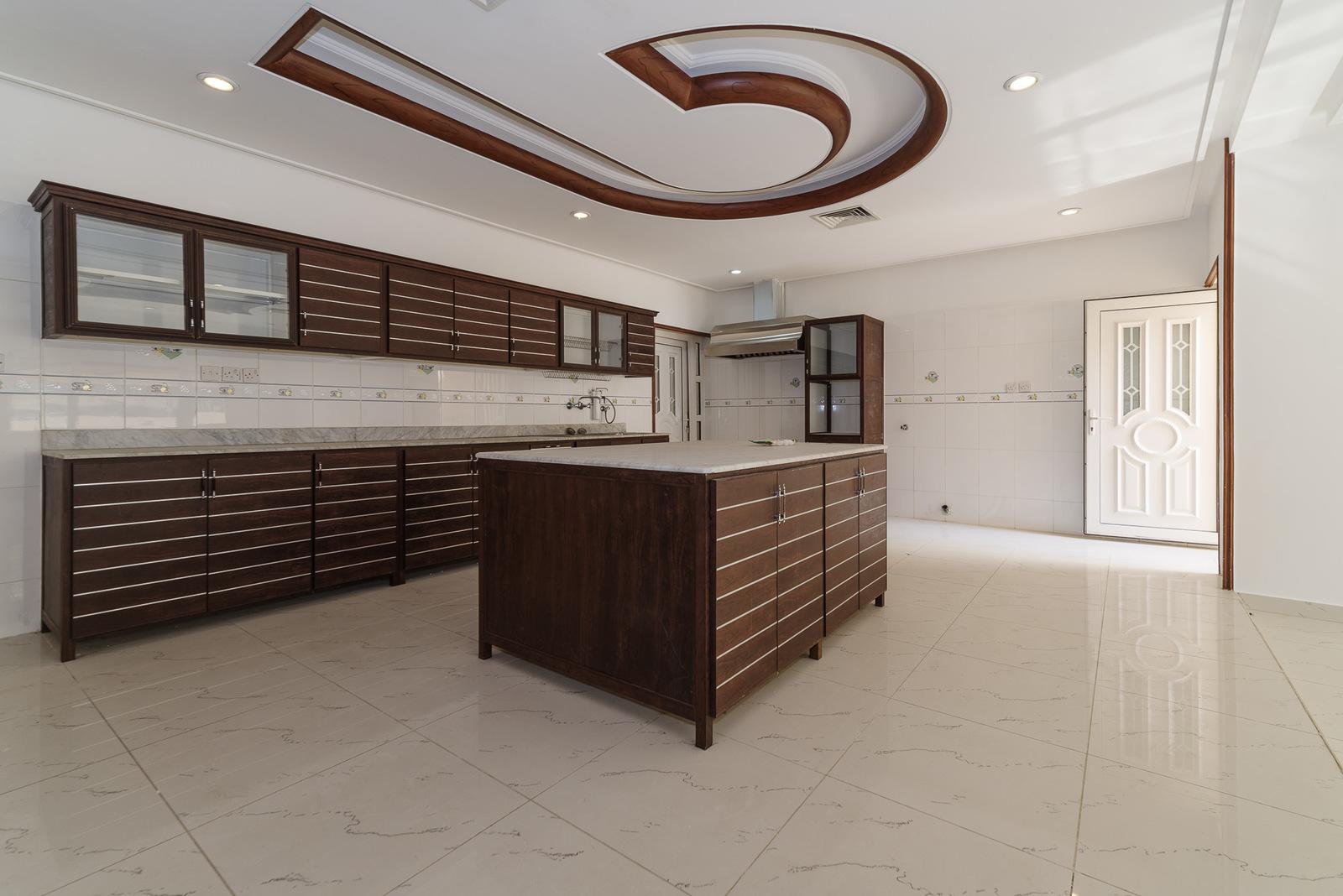 Fahad Al Ahmad – unfurnished, three bedroom ground floor w/yard