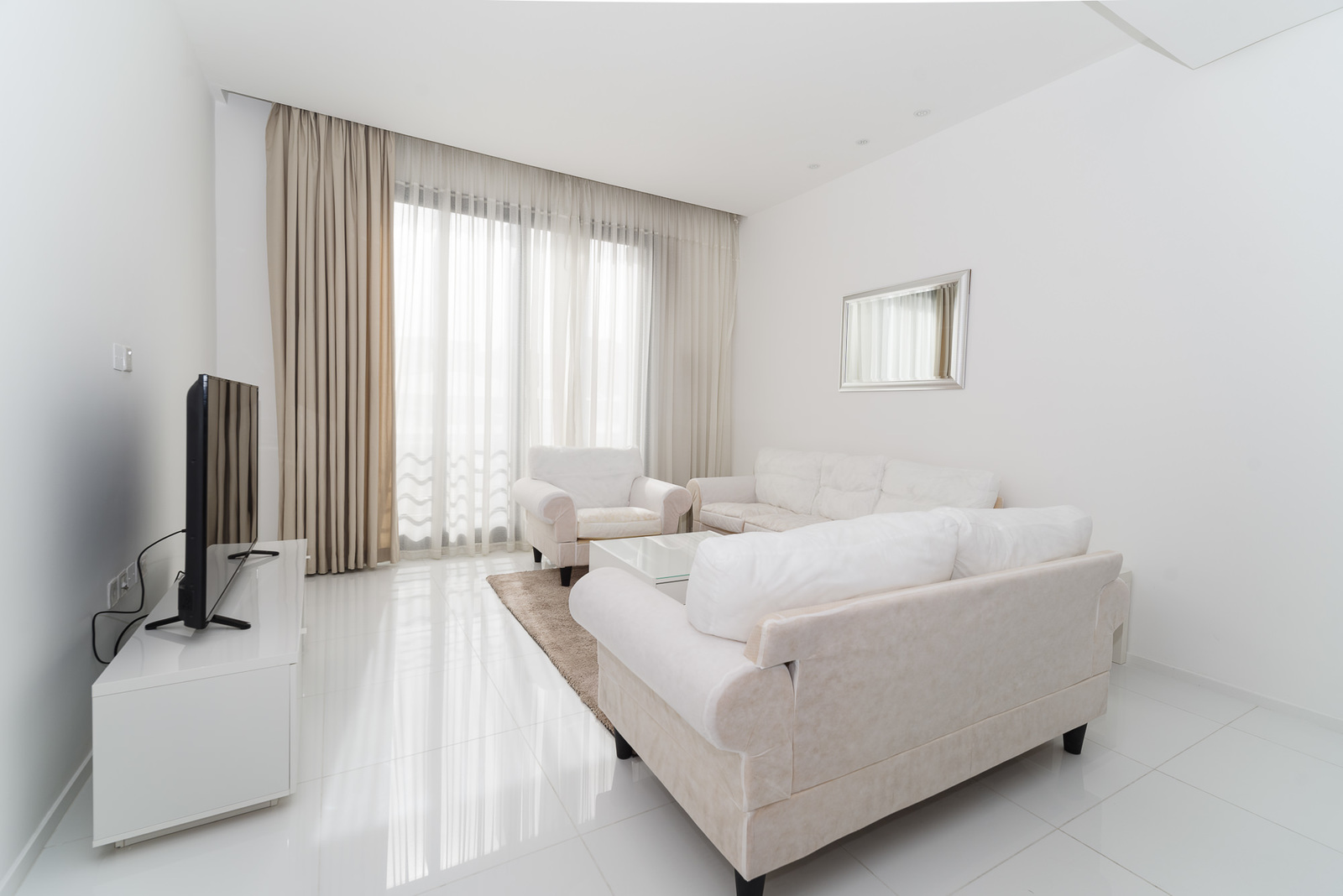 Sadiq – furnished, three bedroom apartments