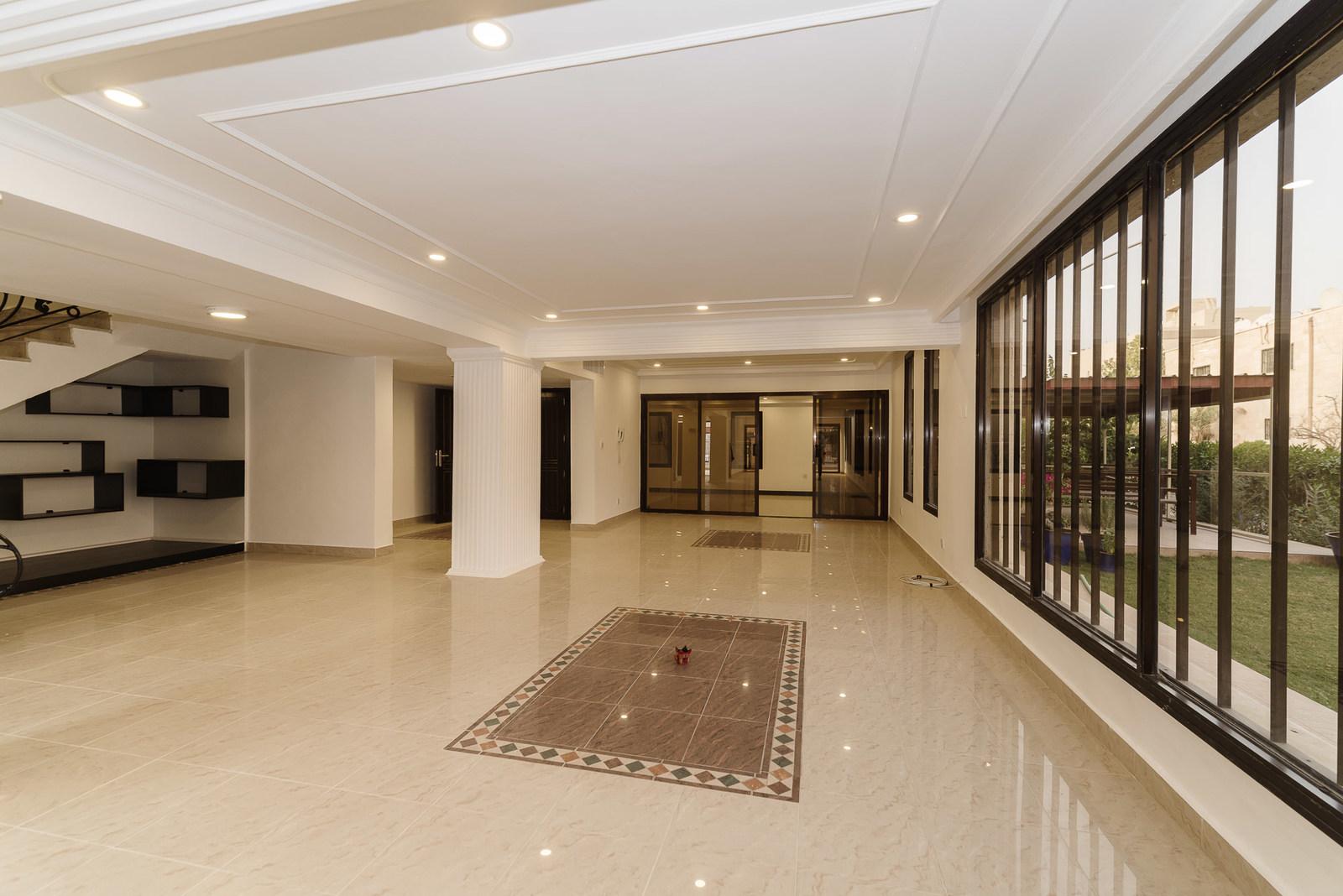 Kheitan – great, unfurnished, fully renovated, five bedroom villa w/garden