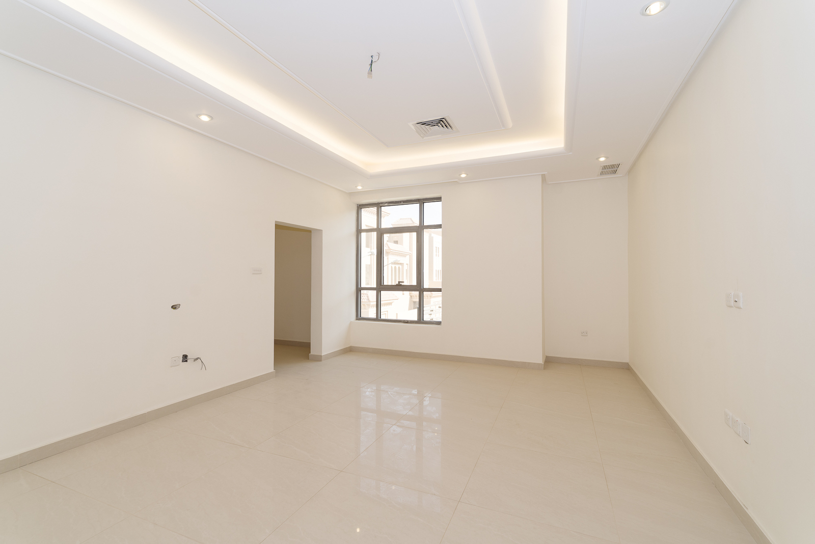 Sadiq – unfurnished, four bedroom floor w/balcony