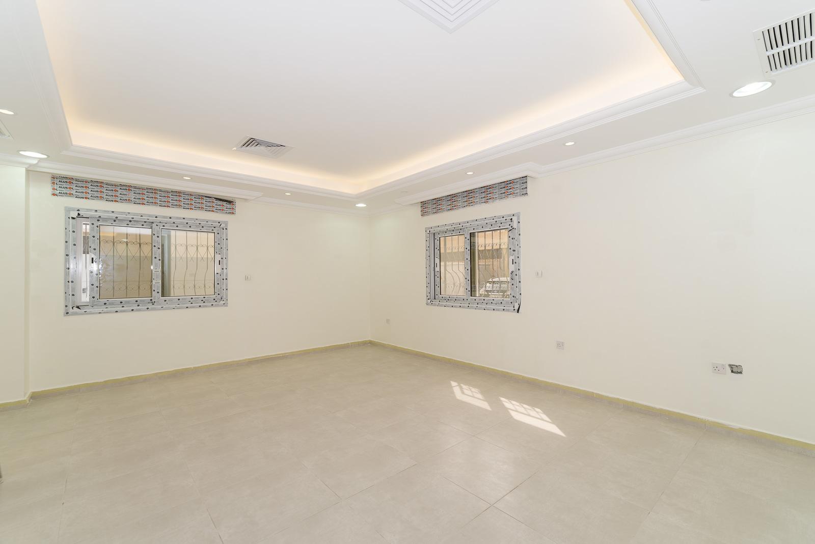 Salwa – new, unfurnished, three bedroom floors