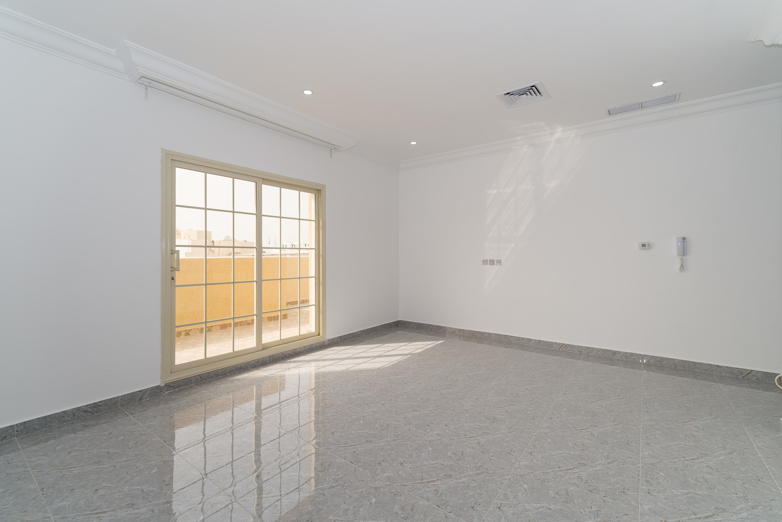 Salwa – great, unfurnished two bedroom apartment w/terrace