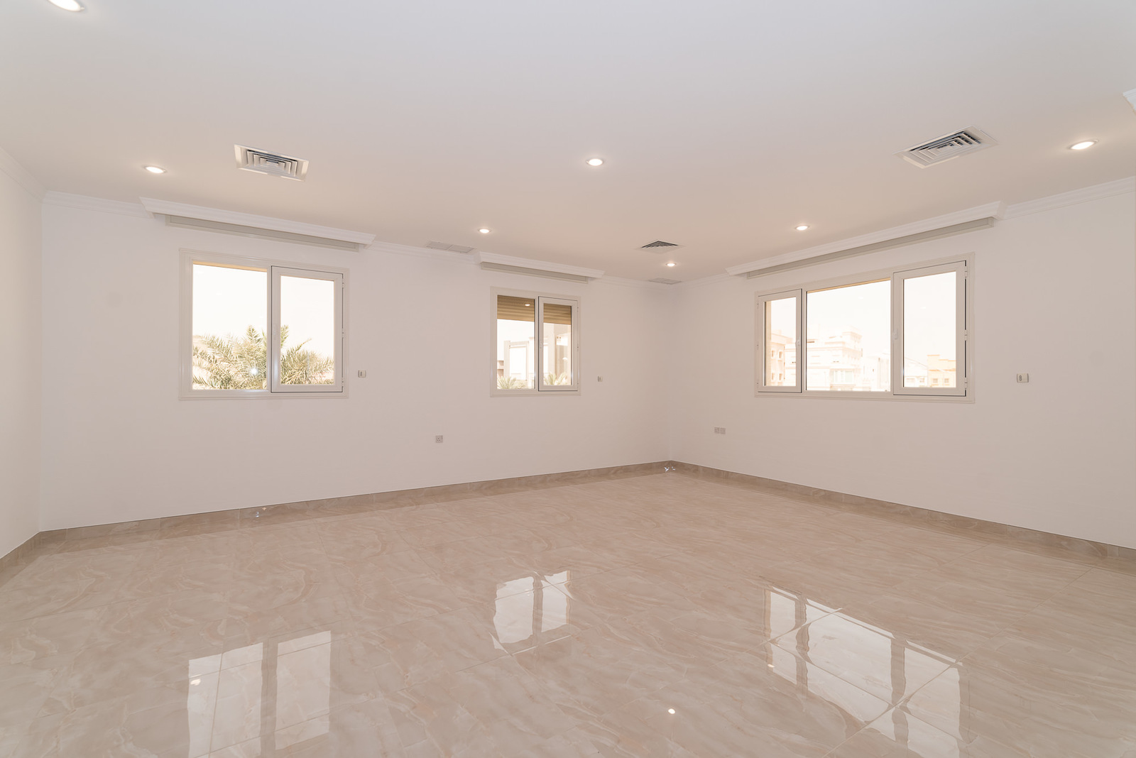 Salam – spacious, new, unfurnished, four bedroom floors
