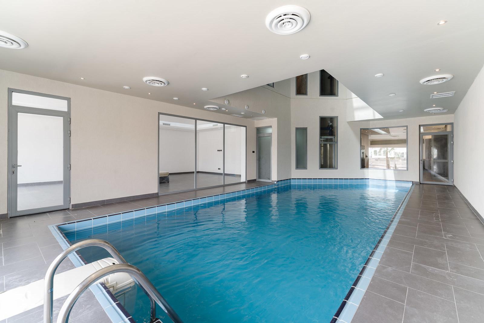 Jaber Al Ahmad – spacious, modern, six bedroom villa w/indoor pool