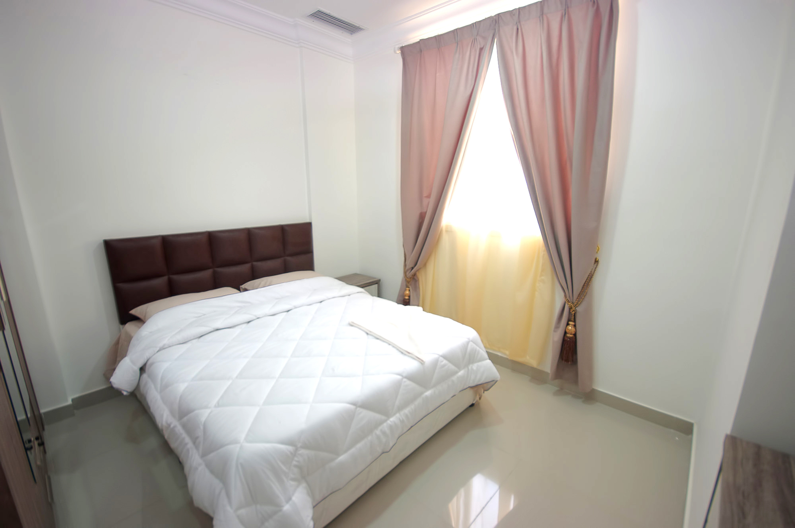 Abu Halifa – new, furnished, one bedroom apartments w/gym