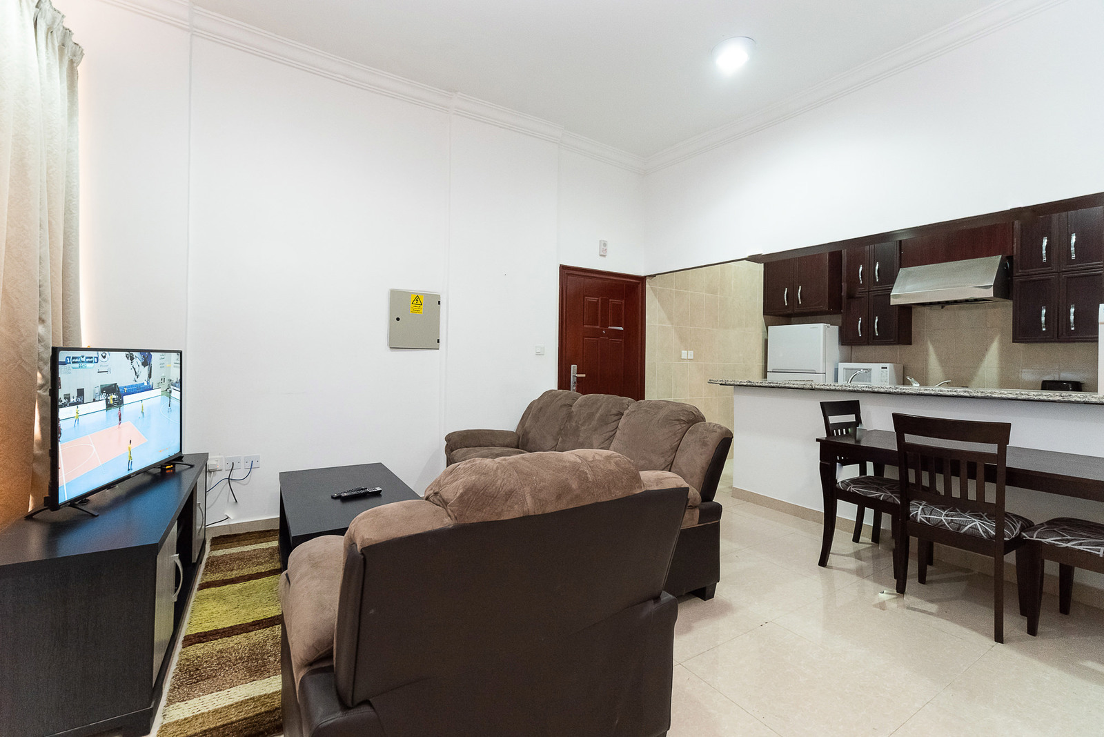 Mahboula – furnished, two bedroom apartments w/indoor pool