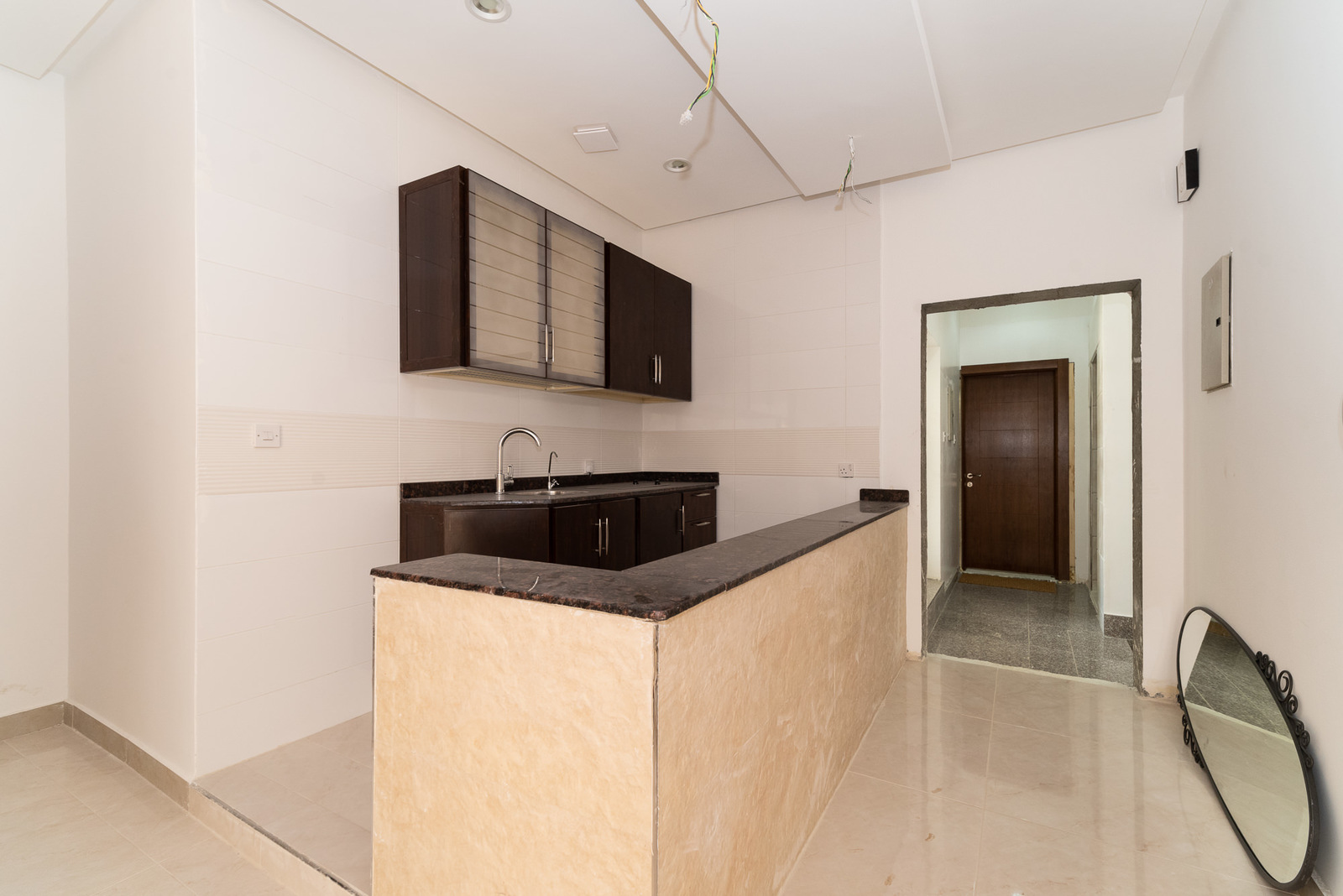 Bayan – new, unfurnished, 1 bedroom apartment