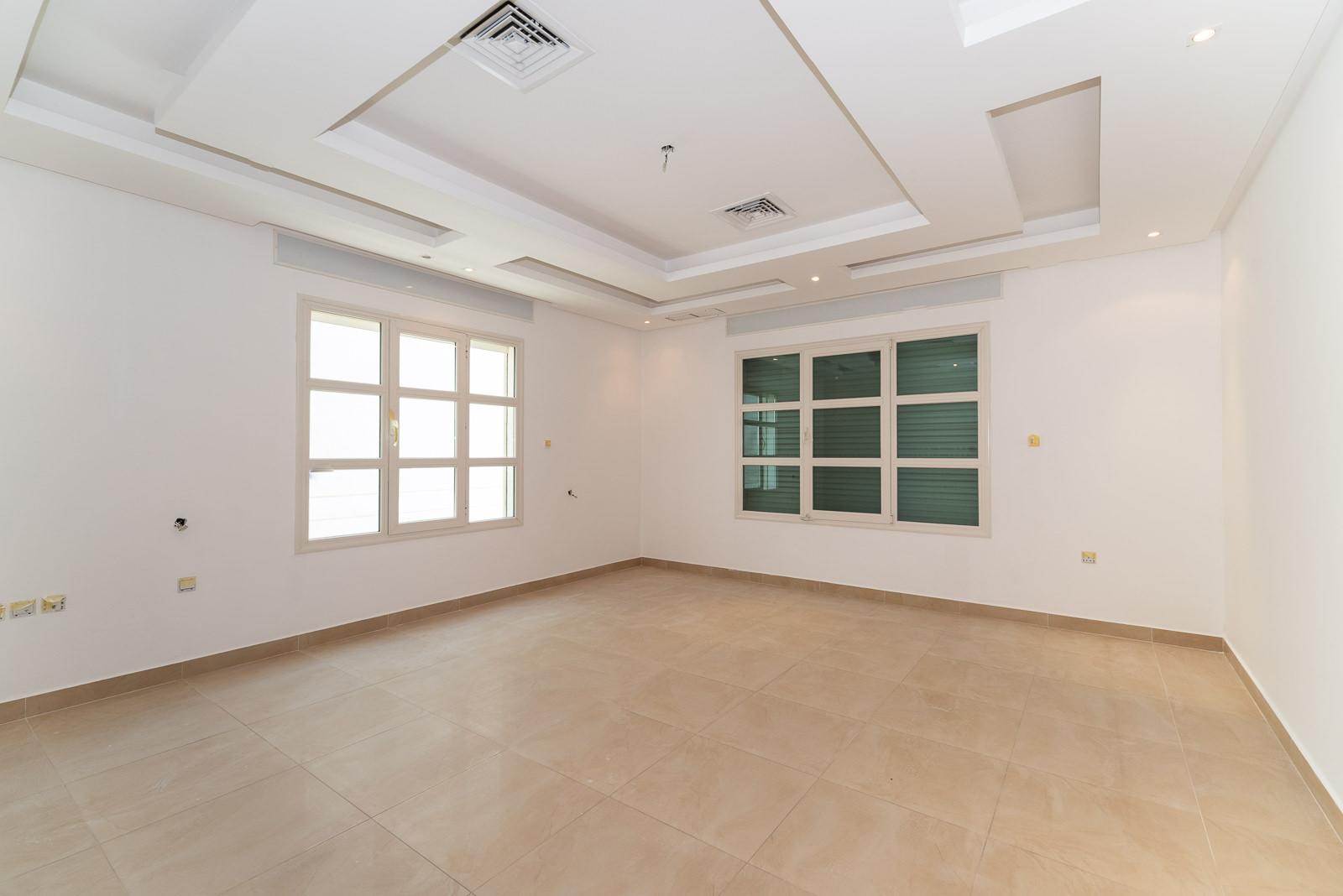 Mishref – very nice, spacious, four bedroom floor