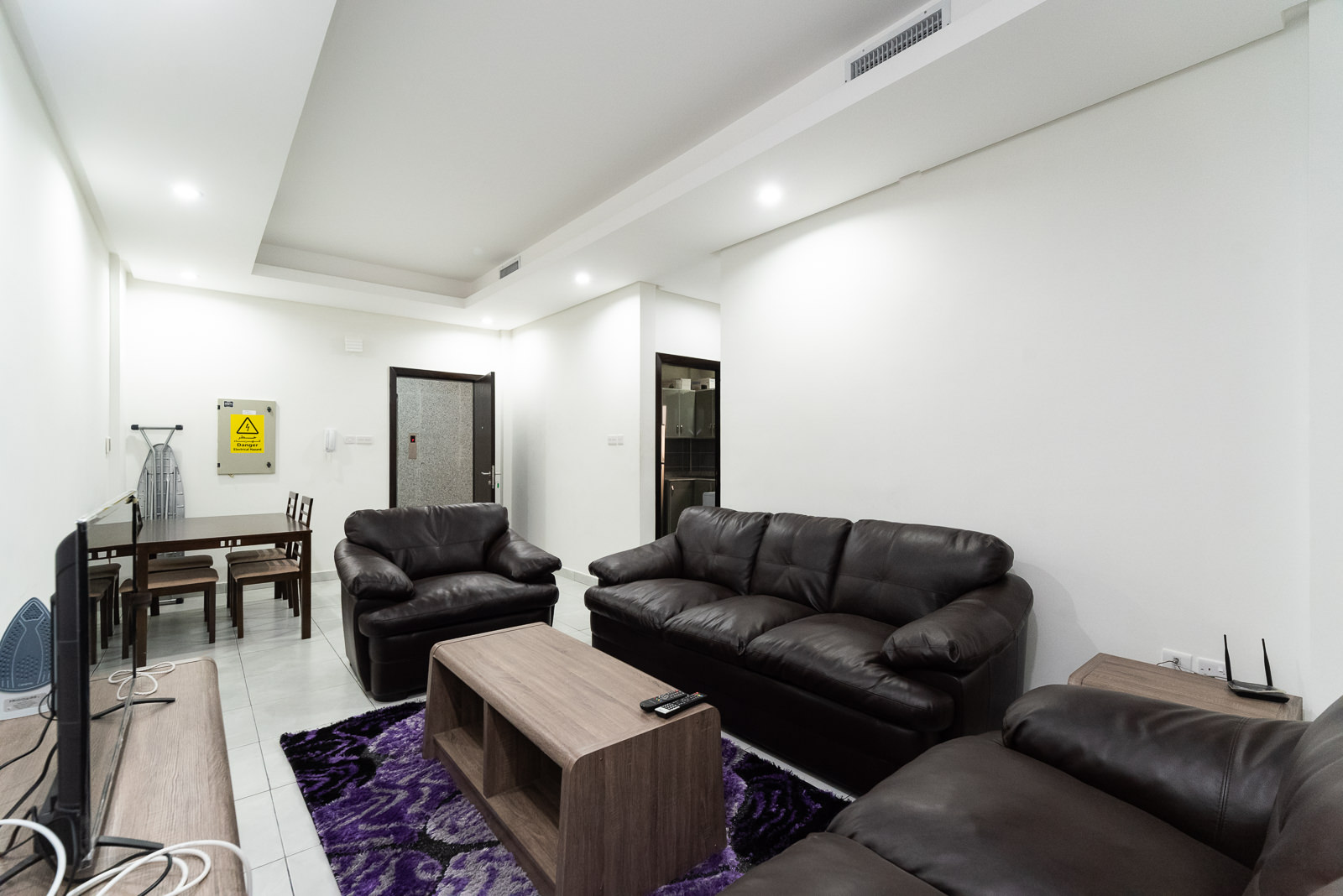 Mahboula – furnished one bedroom apartments