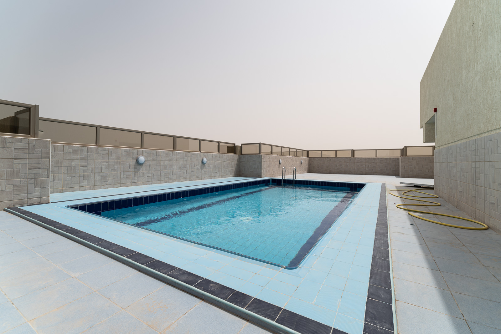 Salmiya – new, unfurnished, one bedroom apartments w/pool