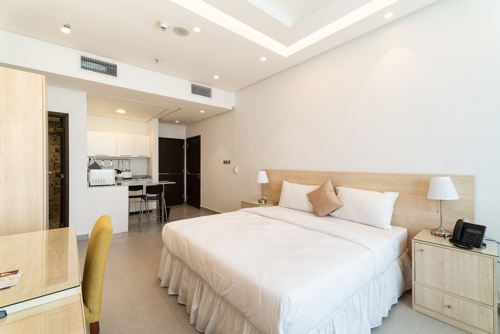 Shaab – serviced and furnished apartment w/facilities