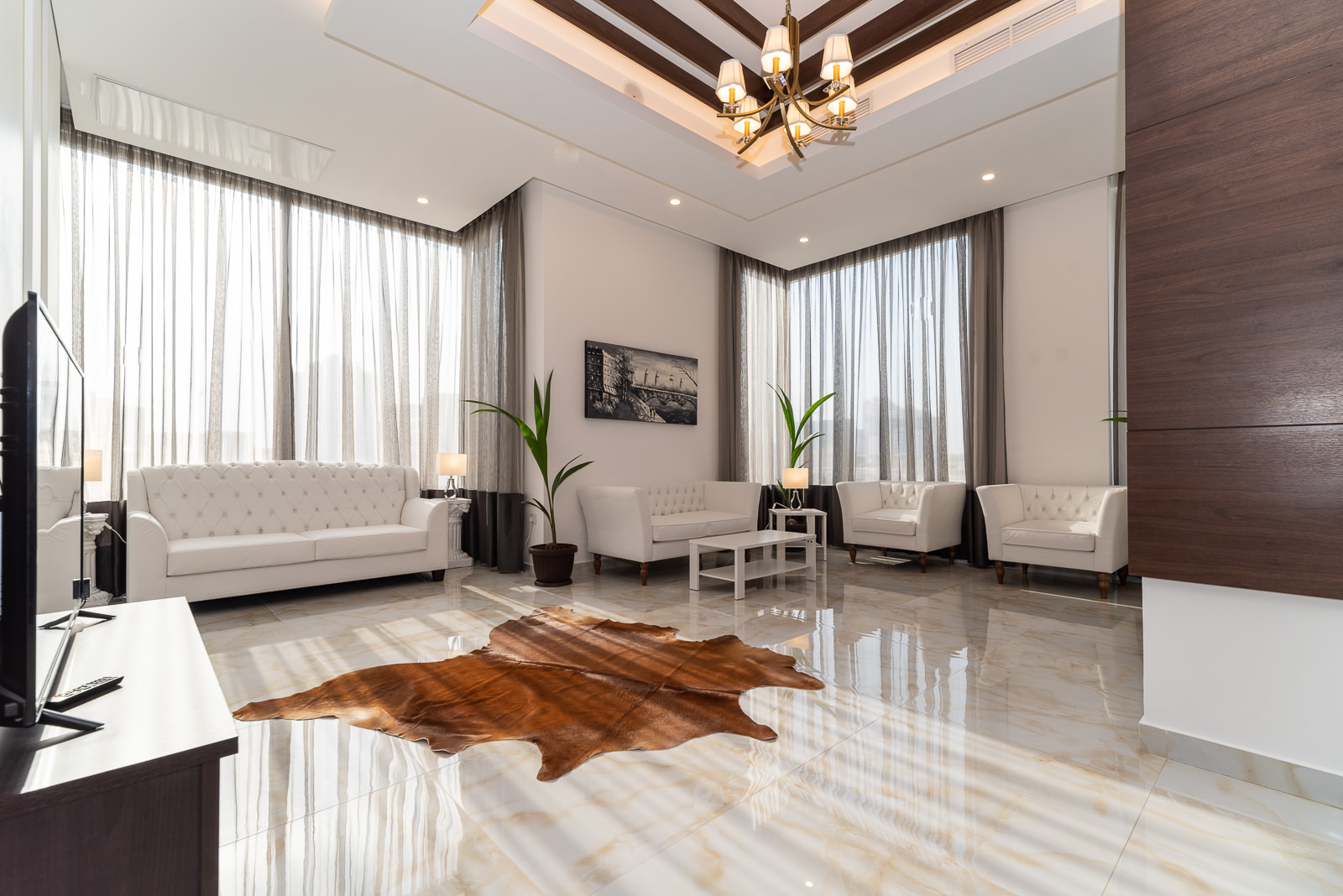 Sabah Al Salem – brand new, two bedroom apartments