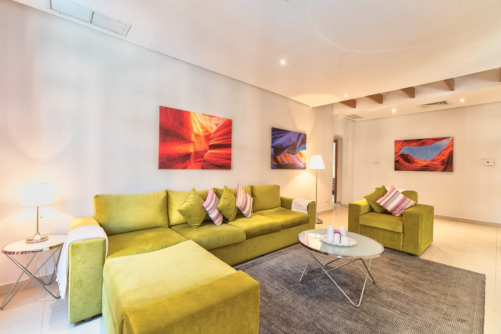 Mahboula – spacious, elegant, serviced two bedroom apartments