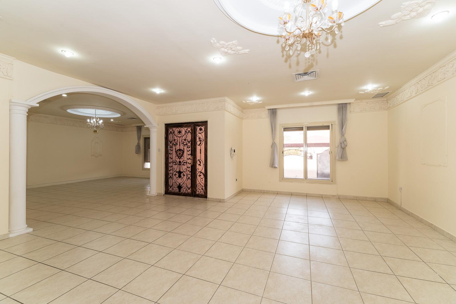 Egaila – unfurnished, five bedroom villa w/private yard