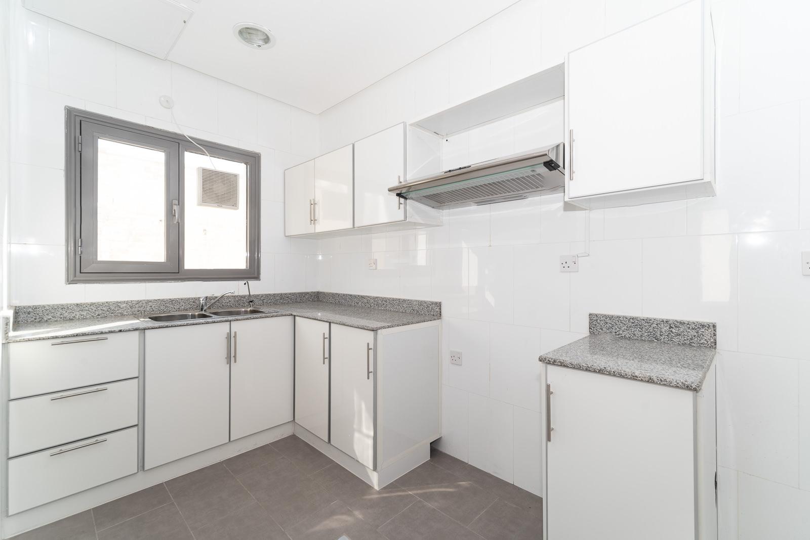 Salmiya – new, unfurnished, three bedroom apartments