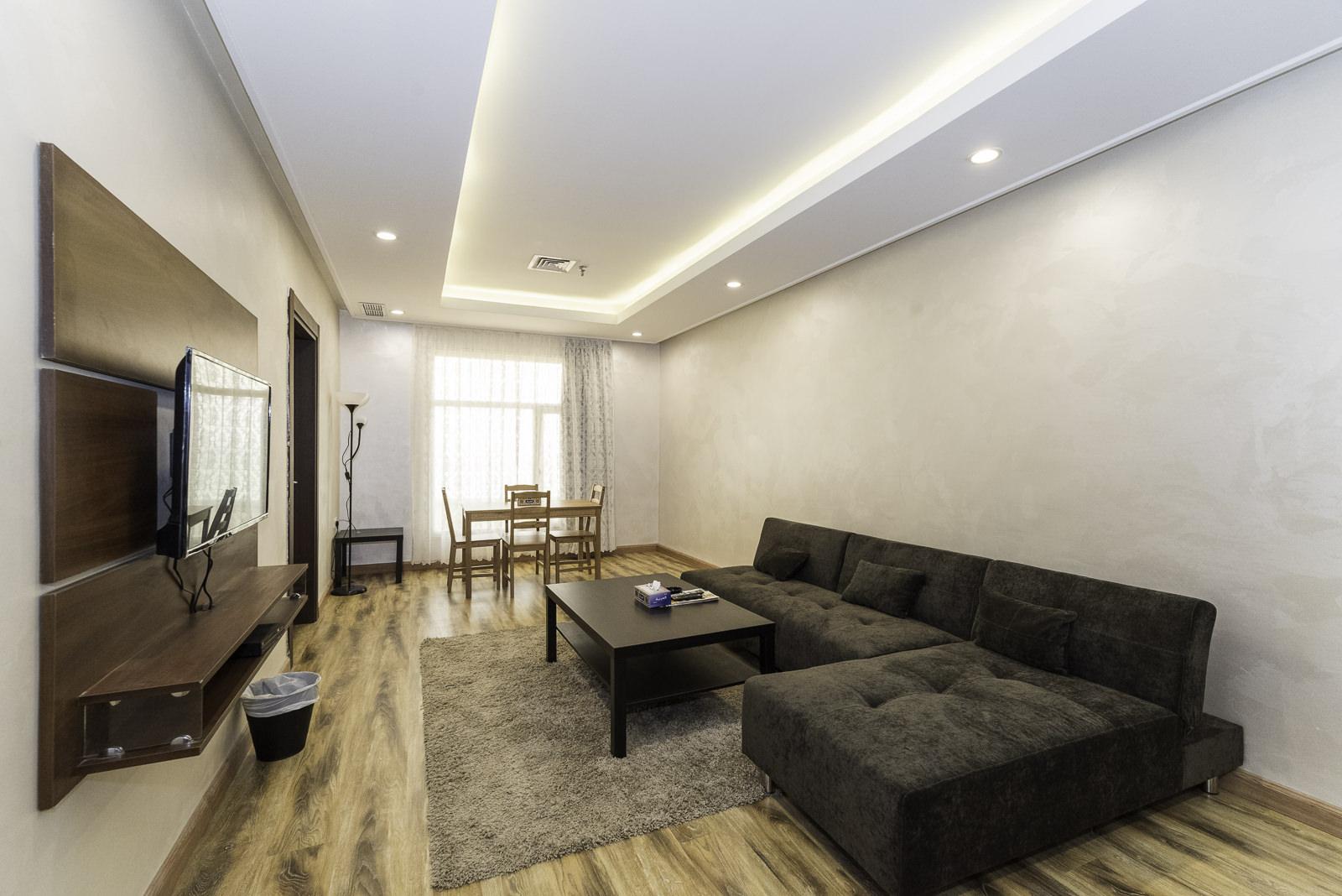 Mangaf – furnished, three bedroom apartments w/pool