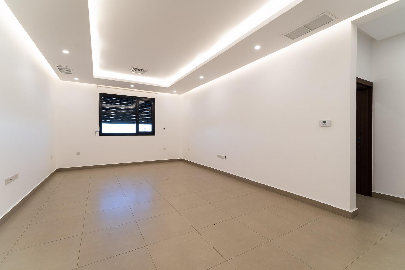 Bayan – large, new, ufnurnished three bedroom apartments