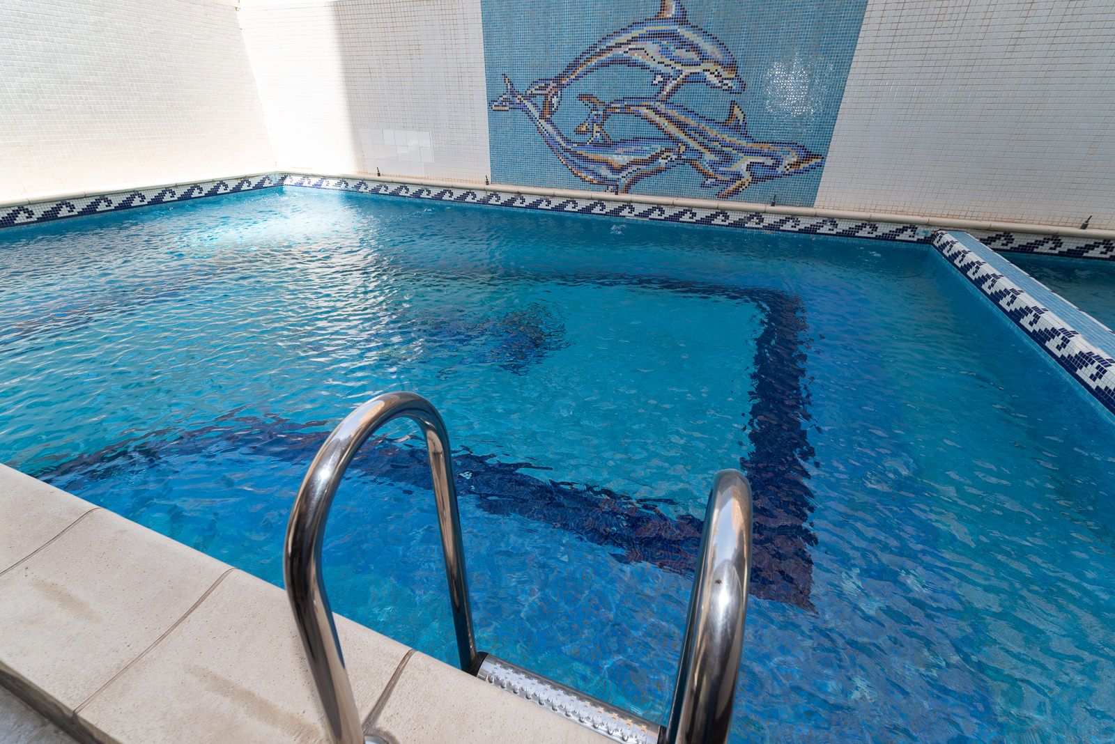 Shaab – unfurnished, two bedroom apartment w/pool