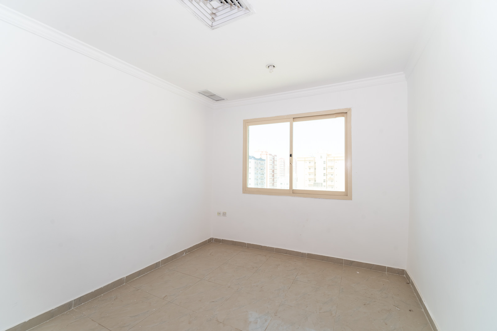 Salmiya  – small, unfurnished, two bedroom apartment
