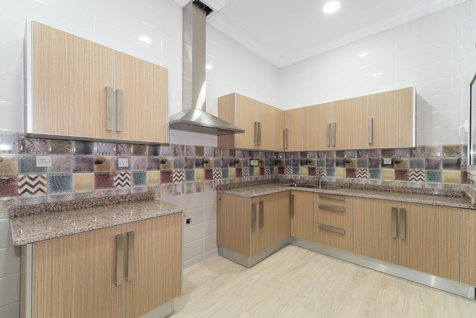Salwa – new, unfurnished, three bedroom apartment