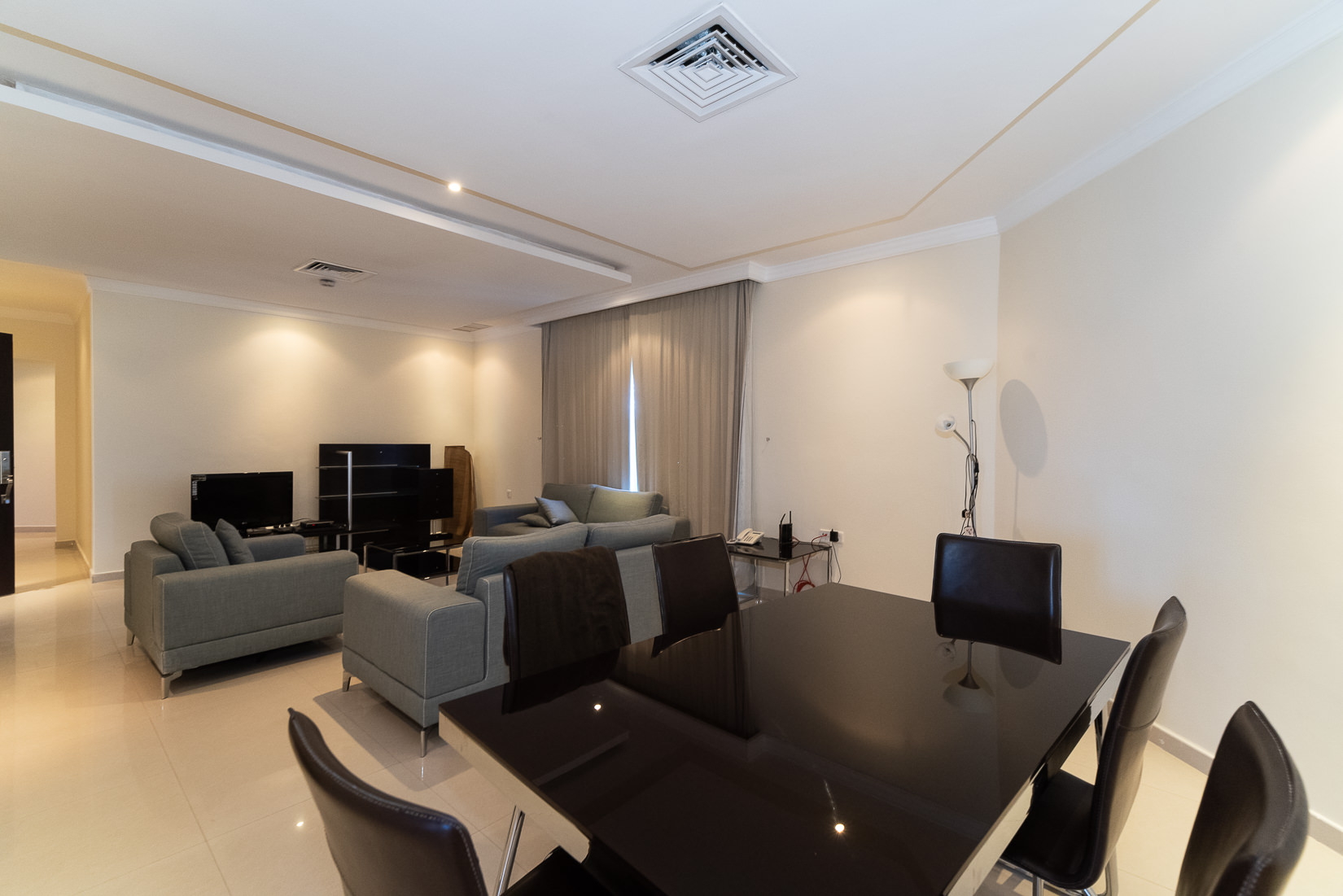 Egaila – spacious, furnished, one bedroom apartments w/pool