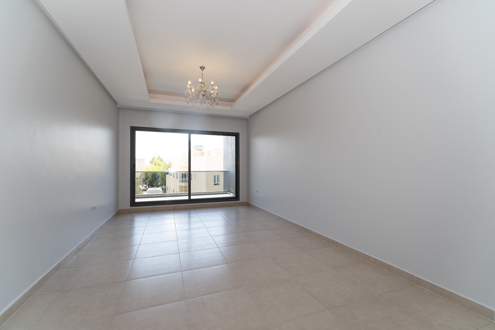 Salwa – lovely, unfurnished three bedroom apartment w/balcony