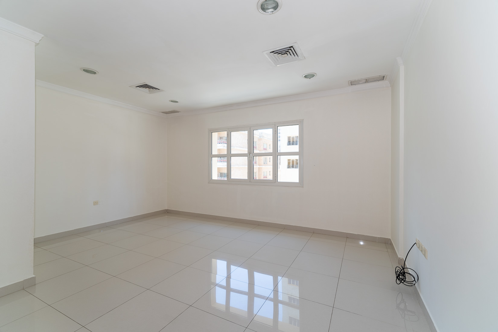 Salmiya – unfurnished two bedroom apartments w/gym