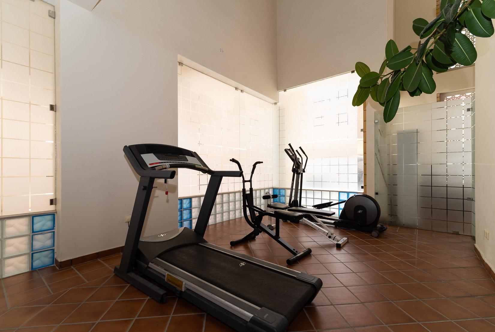 Salmiya – unfurnished two bedroom apartments w/gym