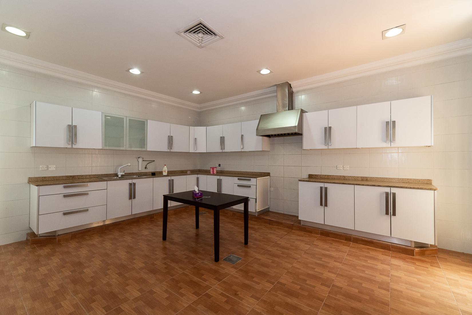 Jabriya – spacious, unfurnished, six bedroom villa