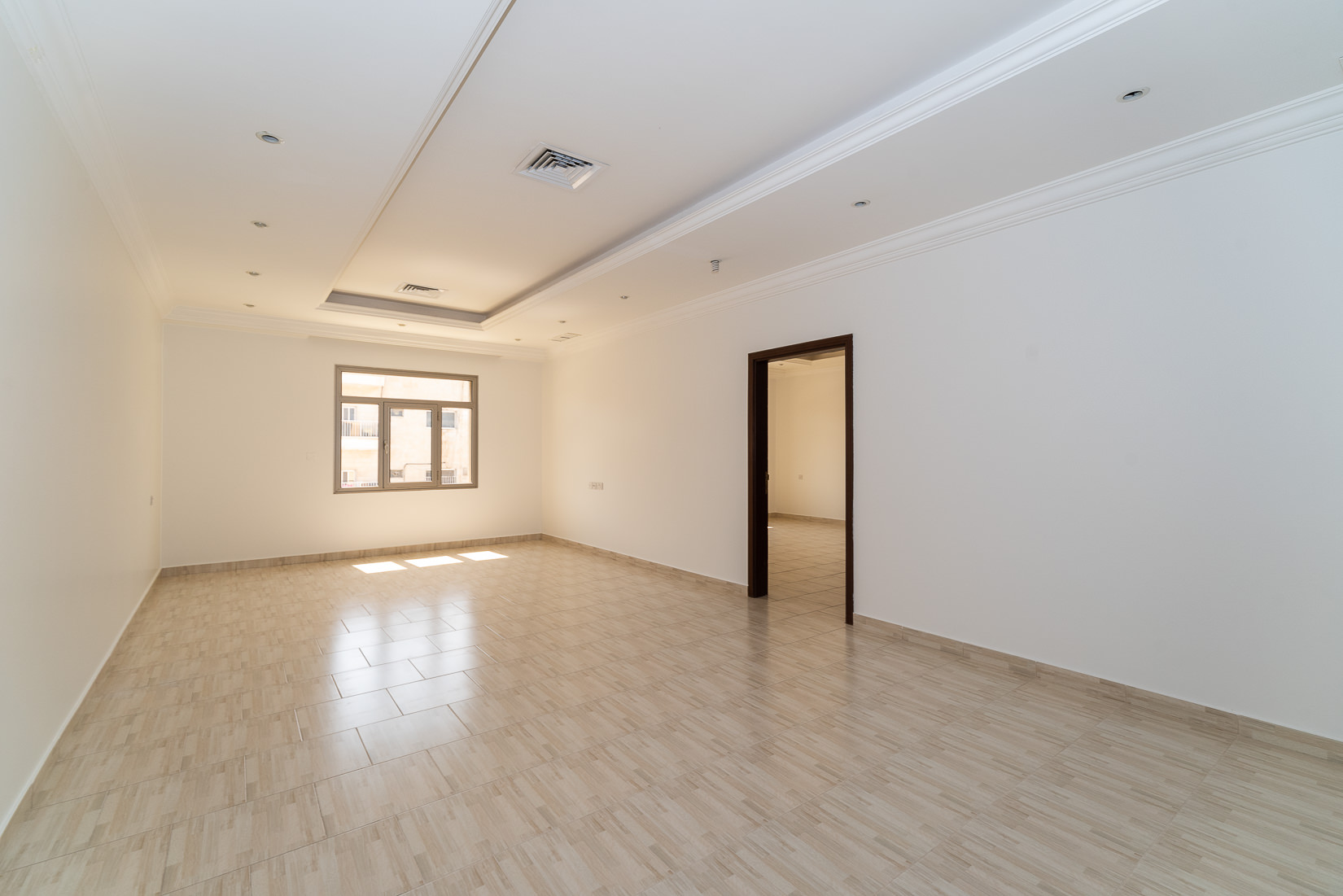 Salwa – spacious, unfurnished, three bedroom apartment