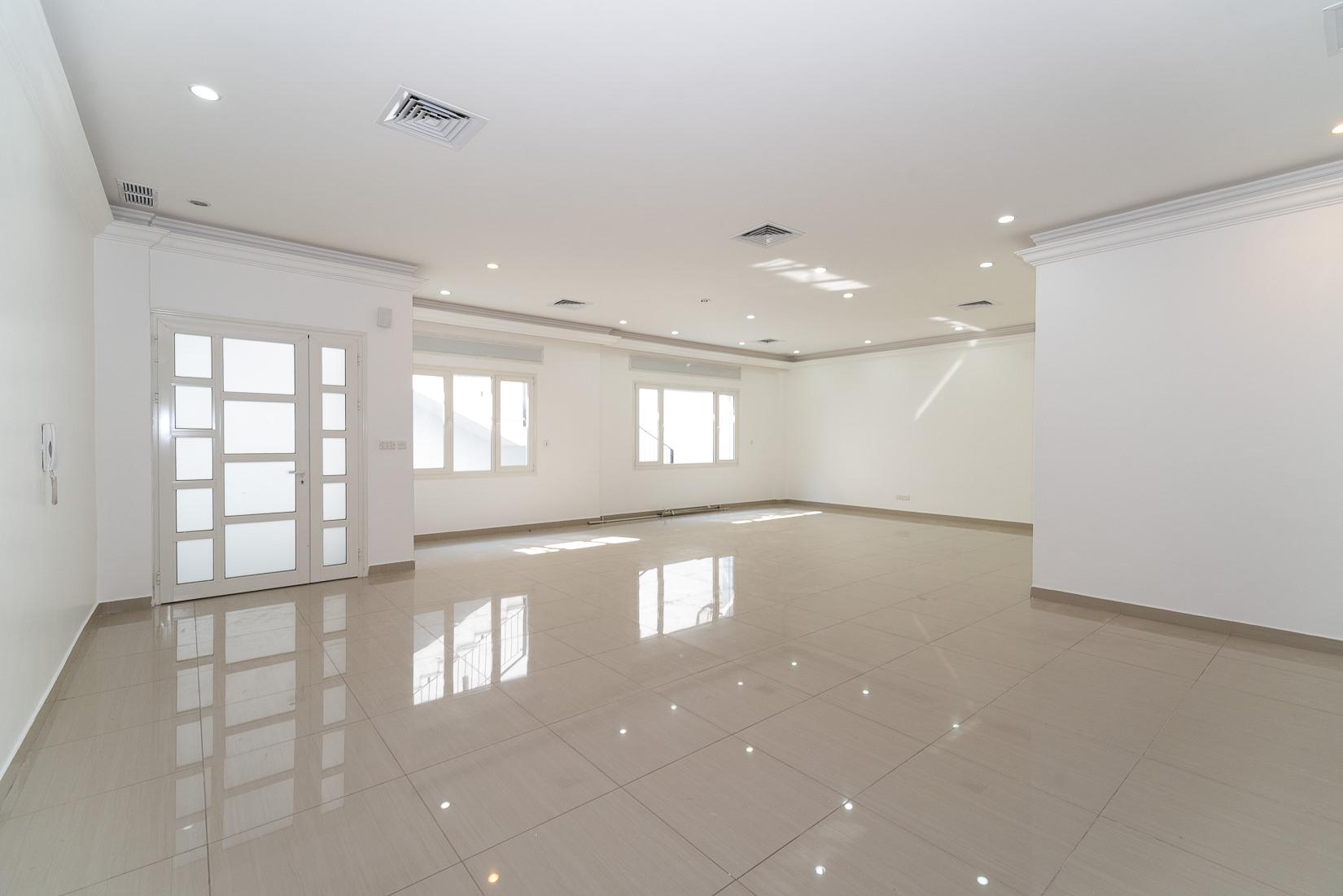 Jabriya – large, four bedroom duplex w/yard