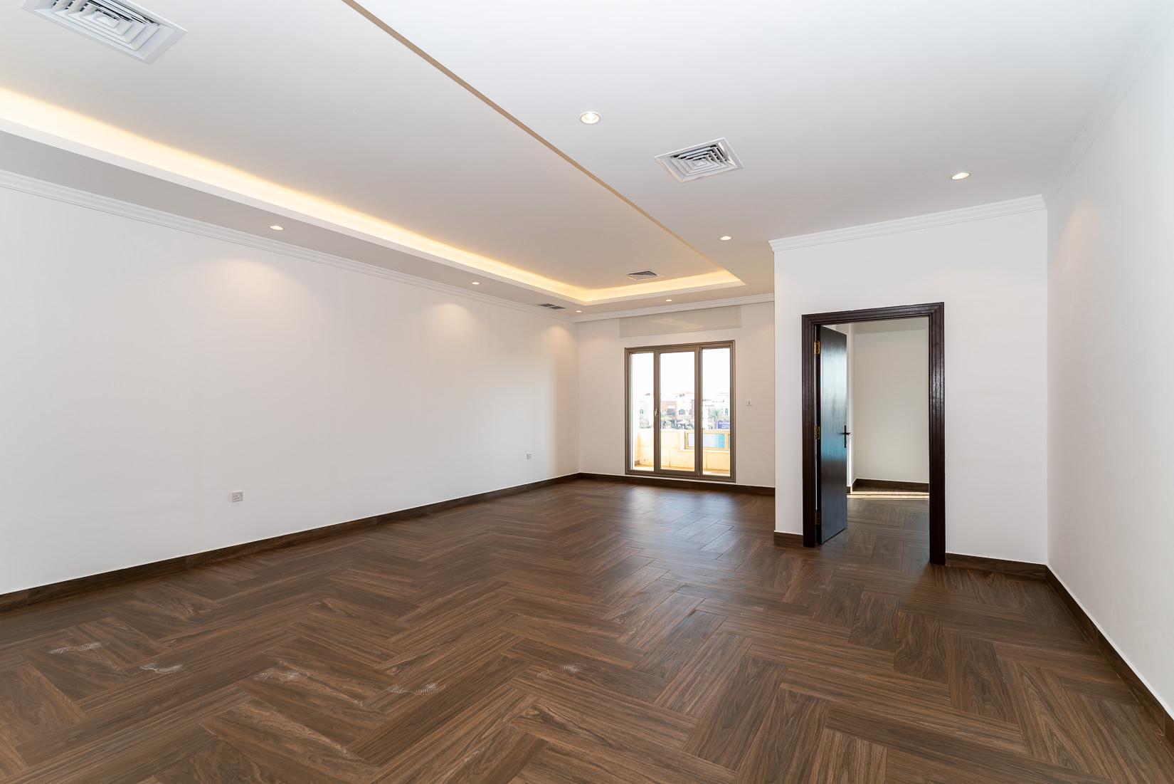 Rumaithiya – new, three bedroom apartments w/ s. pool