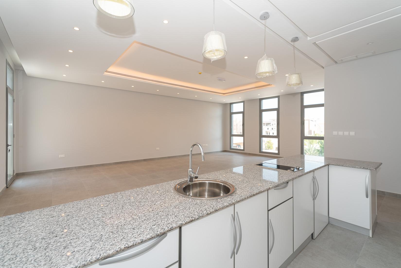 Salam – spacious, new, unfurnished villa w/garden