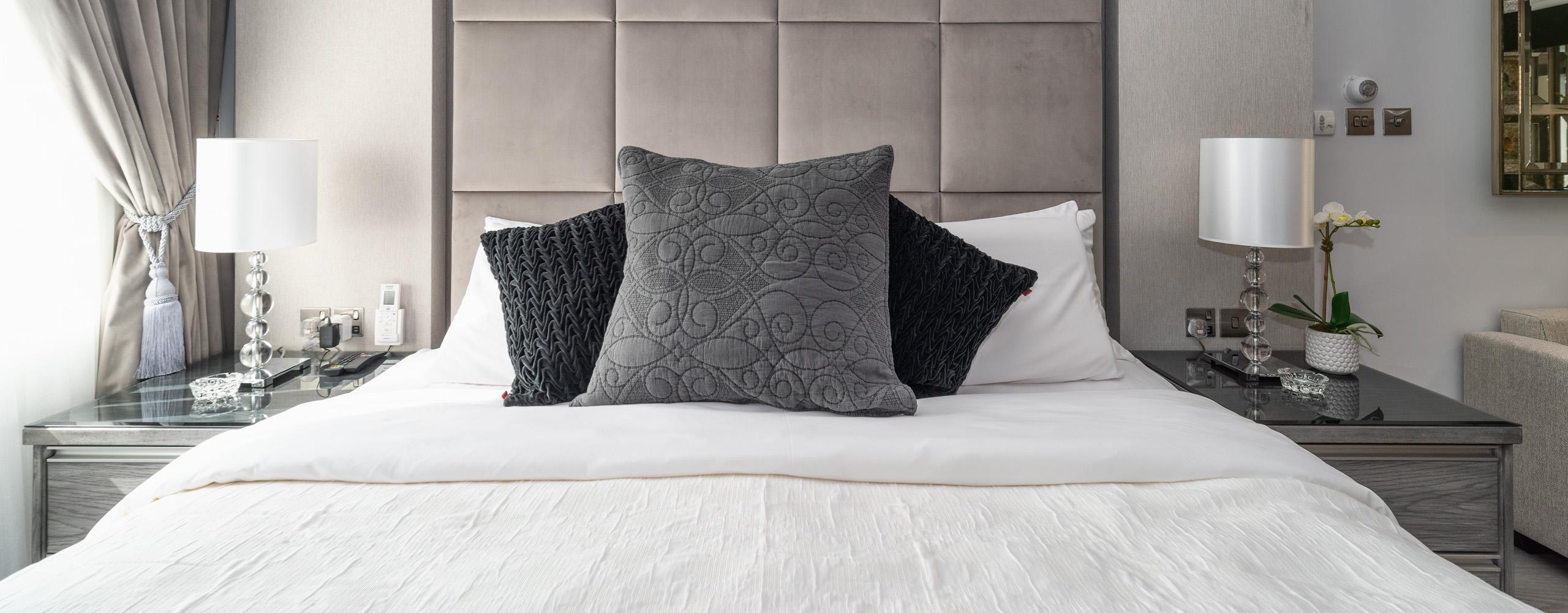 Salwa – elegant, furnished, executive studio apartment