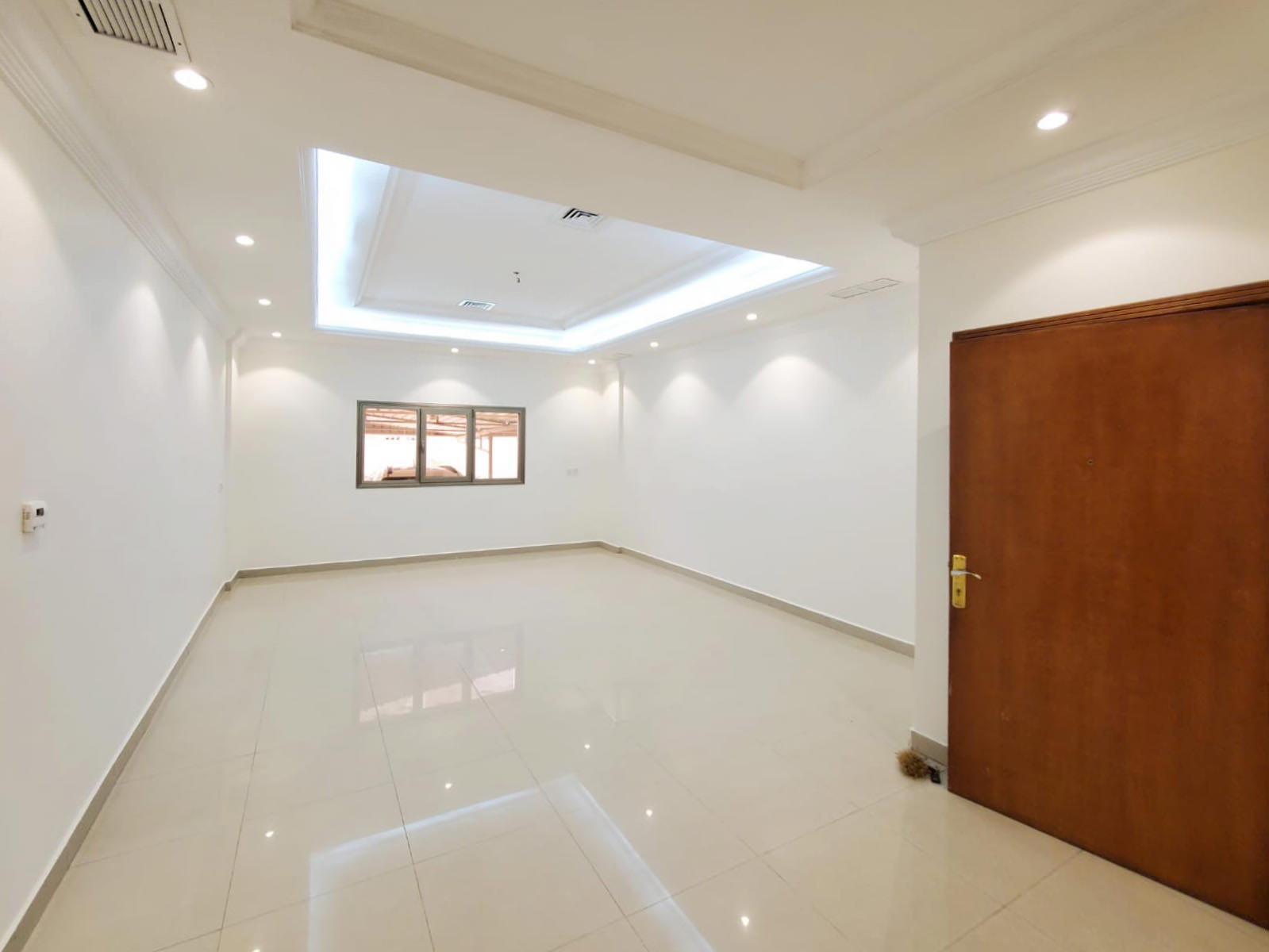 Salwa – unfurnished ground floor apartment