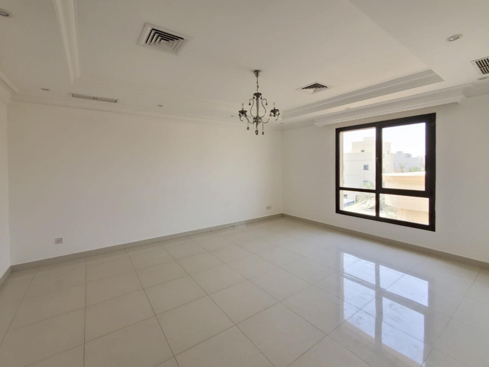 Rumaithiya – unfurnished, three bedroom apartment